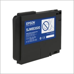 Epson Colorworks Cw Tm-C3500 SJMB3500 Atık Kutusu Maintenance Box